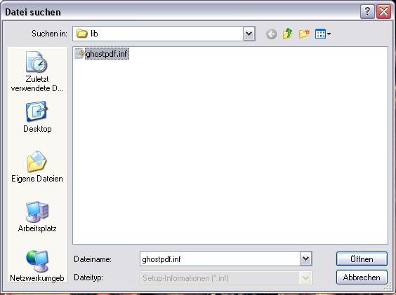 Pdf drucker ghostscript download